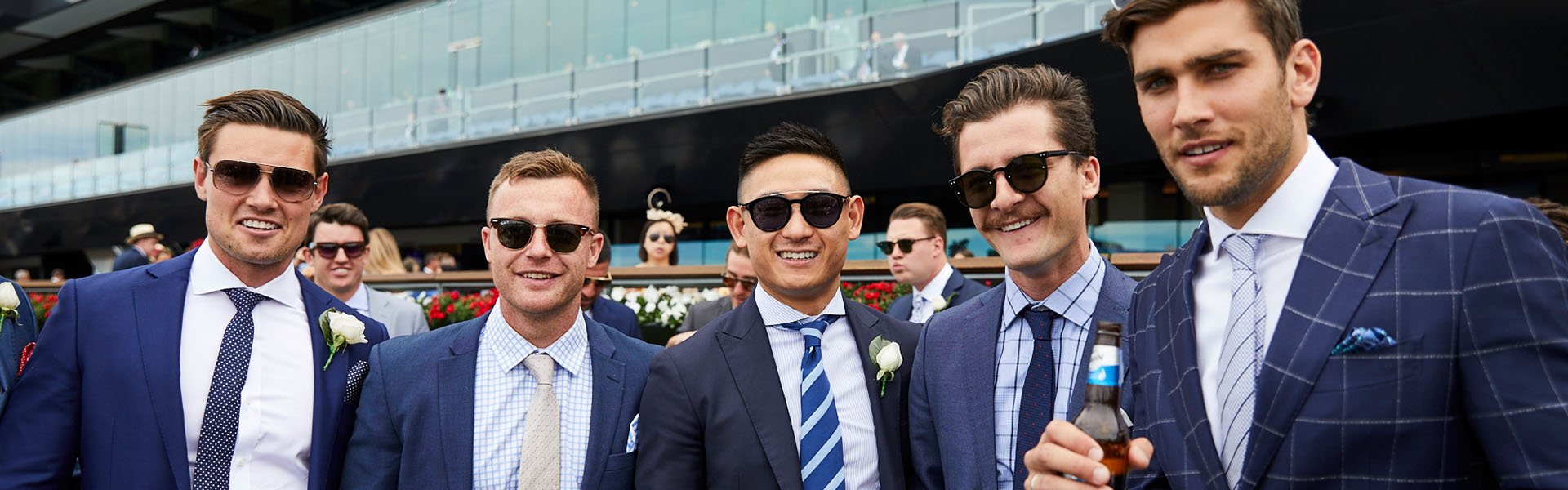 Stakes Day Return Ferry Transfer Package